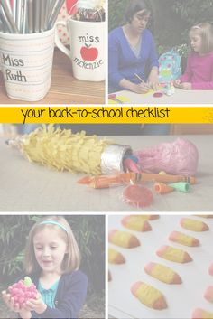 VIDEOS: Fun Back-to-School Ideas to Motivate You (and Your Kids!) >> http://www.ulive.com/playlist/back-to-school-checklist #Back2school