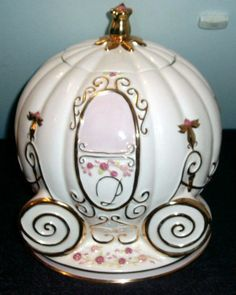 Cinderella's Coach Cookie Jar by Disney