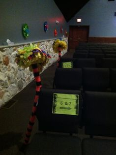 auditorium weird animals vbs