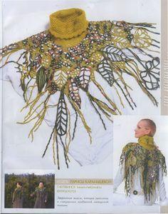 Журнал мод 516 Шали - Мира2 - Picasa Web Albums