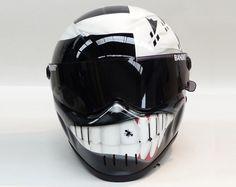 50 coolest motorcycle helmets of 2014 pirate bandit helmet