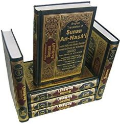 Sunan An-Nasai has the fewest weak ahadith after the two Sahih collections. This Sunan is one of the six is al-Mujtaba or as-Sunan as-Sughara, which is a synopsis of a large collection of ahadith which he considered to be fairly reliable. Islamic Gifts, Religious Gifts, Books On Islam, Islamic Library, Modern English, Political System, Taken For Granted, English Translation, Reading