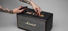 Marshall Stanmore, bluetooth