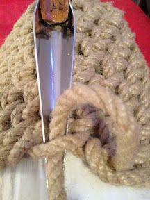 PensionEnPassion Annelies PEP: Klä en fender med rep
