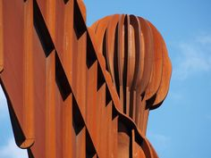 The Angel of the North by Antony Gormley, Gateshead, Tyne & Wear, England