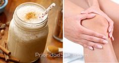 Esta bebida regenera los tendones y los ligamentos de las rodillas. Evita el dolor de rodillas, logra increíbles los resultados Valeur Nutritive, Liver Cleanse, Jus D'orange, Nutrition, Natural Cures, Natural Medicine, Coffee Cake, Healthy Drinks, Body Care