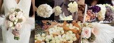 1920's wedding bouquets - Google Search