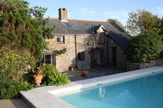 The Annex, Abbotsham, Bideford, Devon, England. Self Catering Holiday. Travel Britain.