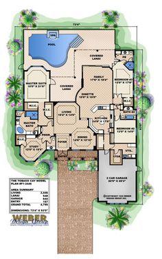 3 bedroom house plans caribbean