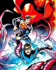 Superman, Nightwing