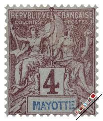 mayotte stamps - Google Search