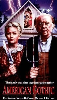 Cine de Terror y de Culto: American Gothic (1988)