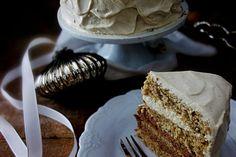 Parfait mit Vanille und Beeren - Zungenzirkus Recipies, Food And Drink, Baking, Cake, Tailgate Desserts, Pastries, Mascarpone, Biscuit, Raspberries