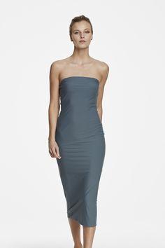 0e19b4ef63dde The Walter Dress. Flagpole Swim. PreSpring 16. Strapless Dress Formal,  Formal Dresses