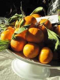 L'Orangerie ~ our holiday table - La Famiglia Design