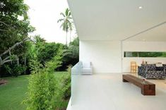 House Carqueija by Bento+Azevedo ArchitectsBento+Azevedo Architects designed the House Carqueija in Camaçari, Brazil has about 260,00 sqm in a 1.400,00 sqm site, with a reduced program. With n... Architecture