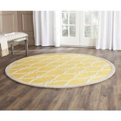 Safavieh Cambridge Selwyn Hand-Tufted Area Rug, Gold