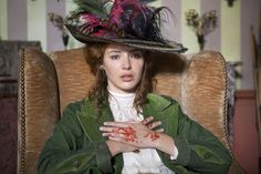 Louise Bourgoin as Adele Blanc-Sec in The Extraordinary Adventures of Adele Blanc-Sec #wow #french #movie