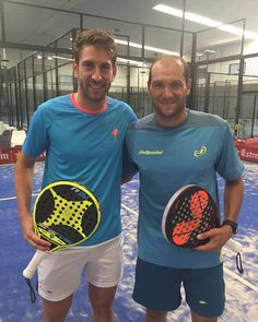 Alex Ruíz y Seba Nerone jugarán juntos lo que resta de temporada.  #padel #instapadel #padeltime #worldpadeltour #padeladdict