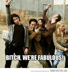 We're so fabulous... - The Meta Picture
