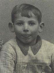 Alfred Schenkel gassed in Auschwitz on Apr. 15, 1944. Alfred perished 3 months before his 7th birthday.