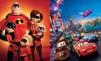 Disney shareholders' call, CEO Bob Iger dropped not one, but two Pixar-related bombshells: a sequel to The Incredibles and a third Cars movie are both in development at the studio. Bombshells, Pixar, Third, Bob, The Incredibles, Cars, Studio, Disney, Movies