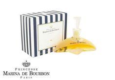 Marina De Bourbon Princess Women Eau De Perfume 3.3 Fl.oz 100ml Spray New Sealed #PrincessMarinaBourbon