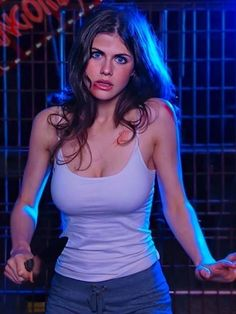 Hottest Female Celebrities, Hollywood Celebrities, Beautiful Celebrities, Beautiful Actresses, Celebs, Female Actresses, Actors & Actresses, Percy Jackson, Alexandra Daddario Baywatch