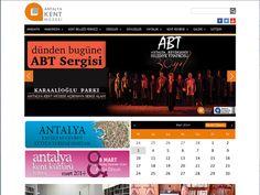 Antalya Kent Müzesi websitesi Full Group tarafından geliştirildi.