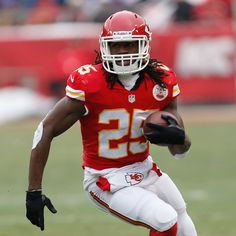 Jamaal Charles, Kansas City Chiefs