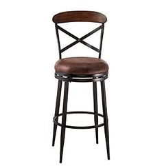 Hillsdale® Henderson Swivel Bar Stool