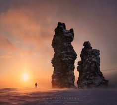 Ural Mountains Travel
