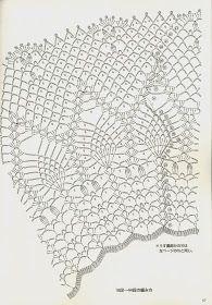 Kira scheme crochet: Scheme crochet no. 894