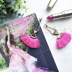 Shop NEW Tassel Earrings Under $25 now on Poshmark! The best way to shop street style and fashion at discounted prices.