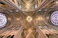 Paris Catedral Notre Dame Coro Notre Dame Paris Notre