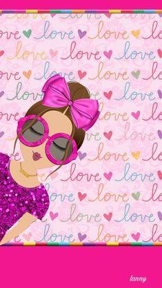 Pink Walpaper, Pink Chevron Wallpaper, Iphone Wallpaper Glitter, Cute Wallpaper Backgrounds, Pretty Wallpapers, Cellphone Wallpaper, Mom Planner, Hello Kitty Backgrounds, Mickey Mouse Wallpaper