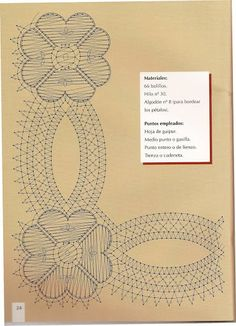Labores bolillos 1 - fleursdebleuets - Picasa Web Album