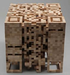 OMFG someone PLEASE make me one of these, i can buy Jenga games for days!! :)