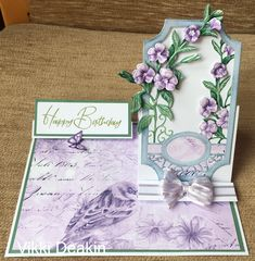 Tattered Lace Cards, Eat Cake, Card Making, Delicate, Frame, Sachets, How To Make, Crafts, Inspiration