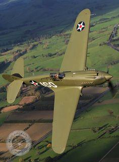 P-40 B