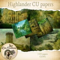 Highlander CU papers http://berryapplicious.com/store/index.php?main_page=product_info&cPath=1_156&products_id=6571
