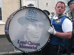 Lord Carson Memorial Accordion Band, East Belfast Belfast, Northern Ireland, Flute, Drums, Bands, Music Instruments, Lord, Northern Ireland County, Percussion