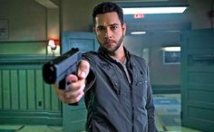 Zachary Levi on 'Heroes: Reborn': I wanted something that wasn't Chuck | EW.com