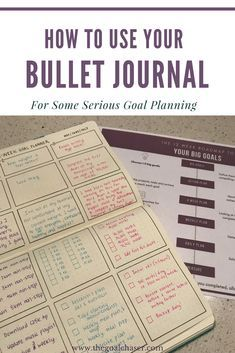 If you seriously love using your bullet journal as a 'one-stop' shop for all of your life's organizing, then it only makes sense to use it for your goal setting and goal planning too. Here are some great bullet journal goal layout ideas to try! #bulletjournal #bujo #bulletjournalgoals #goalsetting #goalplanner