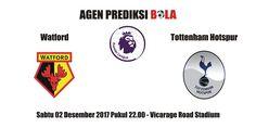 Prediksi Watford vs Tottenham Hotspur 2 Desember 2017