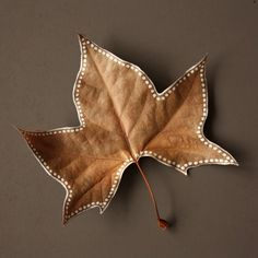 paint leaves | We Know How To Do It