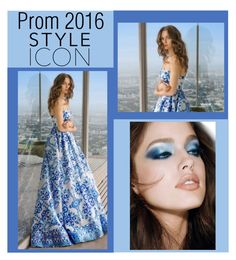 """""""Prom 2016: Style Icon"""" by edressme ❤ liked on Polyvore featuring Mac Duggal, women's clothing, women's fashion, women, female, woman, misses and juniors"""