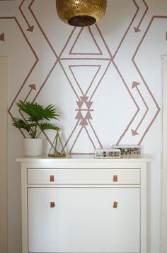 Bohemian Kilim Wall | DIY Wandgestaltung*