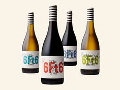 6FT6 Wine via @thedieline