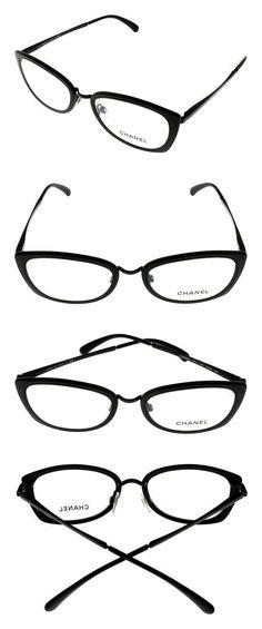 e67e0eea034 Chanel Prescription Eyewear Frames Womens Oval Black CH2171 C101  apparel   eyewear  chanel  prescription eyewear frames  shops  women  departments